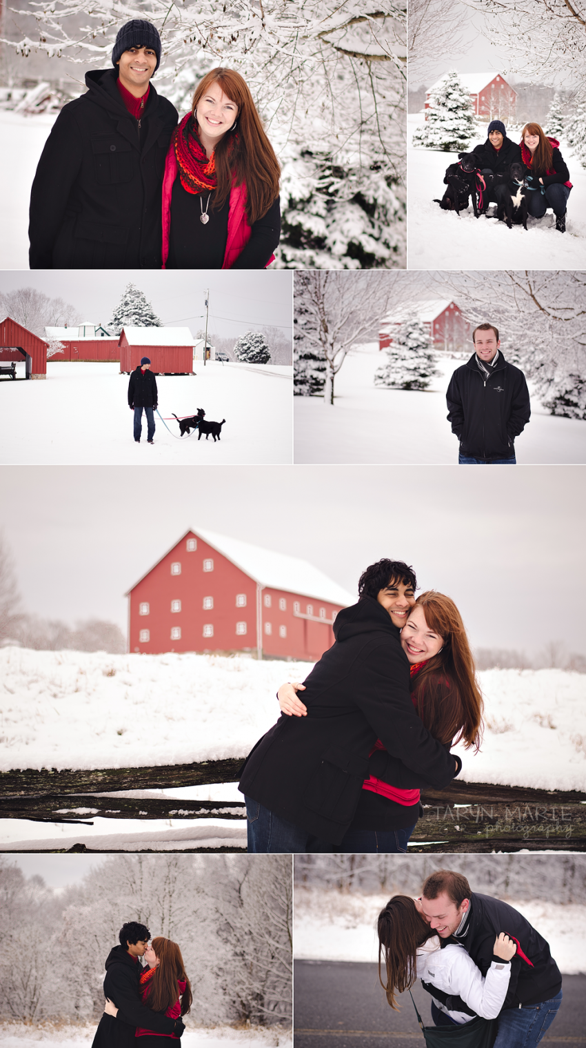 First Snow 2013-Collage-2