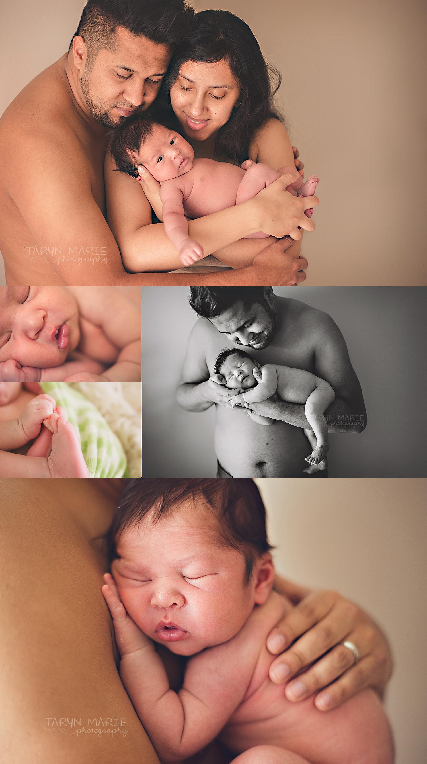 Menendez, Lucas - Newborn-Collage 1