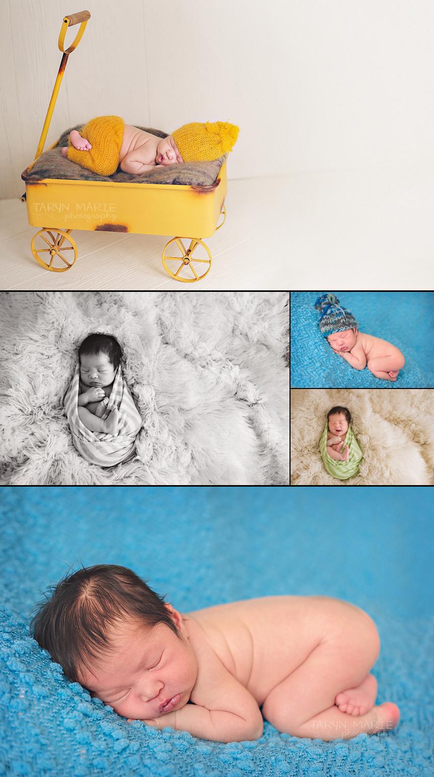 Menendez, Lucas - Newborn-Collage 2